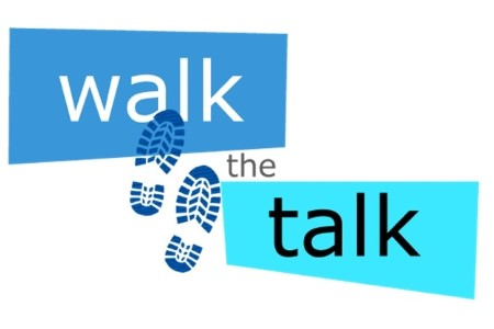 Walking the Talk?
